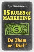 15 Rules of Marketing