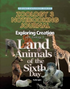 Exploring Creation Zoology 3 Notebooking Journal (Young Explorer