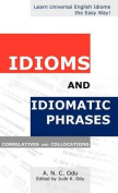 Idioms and Idiomatic Phrases