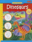 Watch Me Draw Dinosaurs (Watch Me Draw