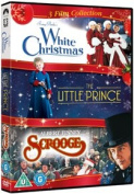 White Christmas/The Little Prince/Scrooge [Region 2]