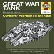 Great War Tank Manual