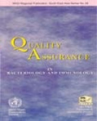 Quality Assurance in Bacteriology and Immunology