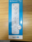 WiiU Remote Plus (Official Nintendo WiiU Remote + Motion Plus) - White [Region 2]