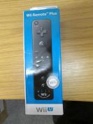 WiiU Remote Plus (Official Nintendo WiiU Remote + Motion Plus) – Black