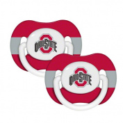 NCAA - Ohio State Buckeyes Pacifier 2-Pack