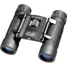 Barska 10x25 Lucid Binoculars Black Compact, Blue Lens