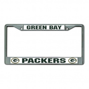 NFL - Green Bay Packers Chrome Licence Plate Frame