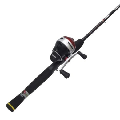 Zebco rhino spincast combo by zebco shop online for for Rhino fishing pole