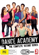 Dance Academy: Series 2  [4 Discs] [Region 4]