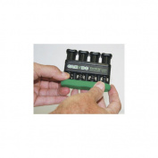 Fabrication Enterprises 10-0545 Cando VariGrip hand exerciser- set of 5
