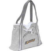 NHL Hoodie Purse Grey/Anaheim Ducks