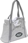 NFL Hoodie Purse Grey/New York Jets