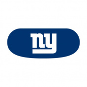 Party Animal New York Giants Team Eye Black Strips- 3 Pairs Set of 3