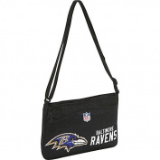 NFL Jersey Mini Purse/Baltimore Ravens
