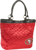 Quilted Tote - San Francisco 49ers