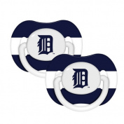 MLB - Detroit Tigers Pacifier 2-Pack