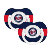MLB - Minnesota Twins Pacifier 2-Pack