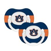 NCAA - Auburn Tigers Pacifier 2-Pack