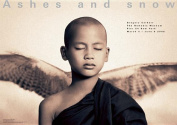 Winged Monk New York Exhibition (Giant Poster)