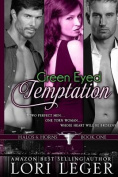Green Eyed Temptation [Large Print]