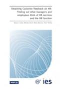 Obtaining Customer Feedback on HR