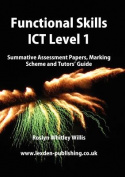 Functional Skills ICT Level 1
