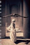 Eagle with Dancer Santa Monica Exhibition (Standard Poster)