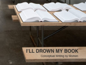 I'll Drown My Book