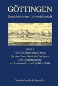 Vom Dreissigjahrigen Krieg Bis Zum Anschluss an Preussen - Der Wiederaufstieg ALS Universitatsstadt (1648-1866)  [GER]