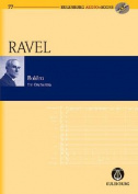 Bolero (study Score) - Ravel