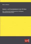 Marken- Und Produktpiraterie in Der VR China [GER]