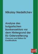 Analyse Des Bulgarischen Bankensektors VOR Dem Hintergrund Der Eu-Osterweiterung [GER]