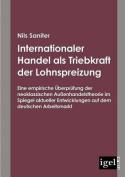 Internationaler Handel ALS Triebkraft Der Lohnspreizung [GER]