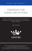 Strategies for Family Law in Texas