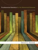 Fundamental Statistics for the Behavioral Sciences