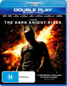 The Dark Knight Rises Double Play [Blu-ray]