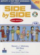 Side by Side 1a Activity & Test Prep WB Split