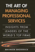 The Art of Managing Professional Services