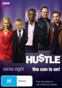 Hustle: Series 8  [2 Discs] [Region 4]