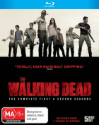 The Walking Dead [5 Discs]