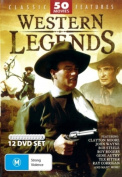 Western Legends Collection (50 Movies)  [12 Discs] [Region 4]