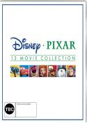 Disney Pixar 13 Movie Collection Boxset (Includes [Region 4]