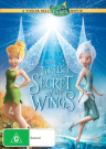 Tinker Bell and the Secret of the Wings [Region 4]