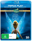 Tinker Bell and the Secret of the Wings [Region B] [Blu-ray]