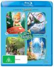 Tinker Bell  Quad Pack [Region B] [Blu-ray]