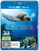 Coral Reef 3D [BLU 3D] [Region 4] [Blu-ray]