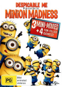 Descpicable Me presents Minion Madness [Region 4]