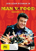 Man vs Food: Season 1 and 2 [Region 4]