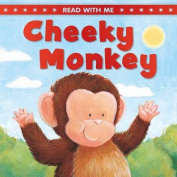 Cheeky Monkey (Padded Board Books) [Board book]